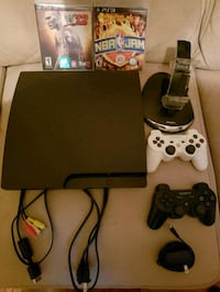 Sony PS3 slim console with controller Manassas, 20109