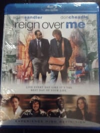 Reign over me Blu-Ray Brand New sealded Ridley, 19094