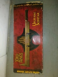 Lord of the rings Uruk-hai Scimitar  Westminster, 92683