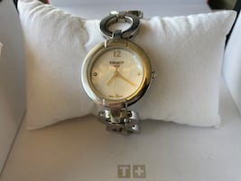 Tissot Pinky ladies watch perfect condition in original collector box.