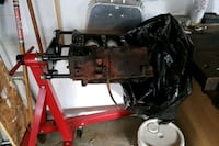 350 engine block only, Youngstown, 44512