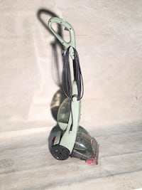 black and gray upright vacuum cleaner Morris, 60450
