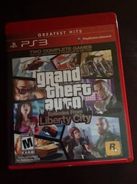 Grand theft auto episodes from liberty city ps3 Beloit, 53511