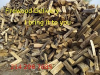 Firewood - I bring it to you CARROLLTON