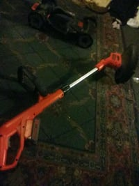 Weed eater with lawn mower attachment Baltimore, 21215