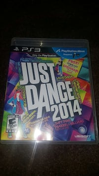just dance 2014 ps3 game Bellwood, 60104