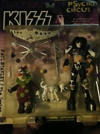 Kiss psycho circus Paul Stanley /the jester !! Queens, 11412