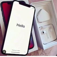 IPhone x black  217 mi