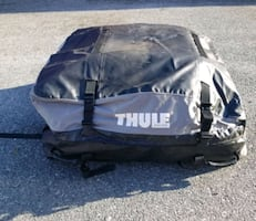 Thule Sweden waterproof rooftop carrier