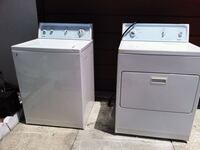 white washer and dryer set Kissimmee, 34744