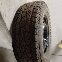 TOYO WINTER TIRES with RIMS Lake Country, V4V 2P4