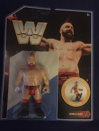 WWE Sheamus Retro series wrestling figure