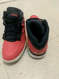 Reebok pumps size 7 1/2