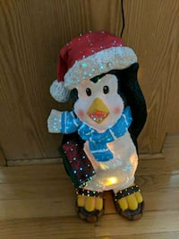 white and red snowman figurine Howell, 48843