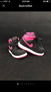 Toddler size 6 Jordan's