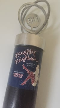 Naughty Neighbour American Pale Ale bottle St Catharines, L2S 1R6