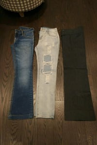 Women's Jeans and Dress pants Toronto, M4C 1M1