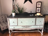 Vintage sideboard  Collingwood
