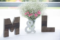 M & L Wooden Letters Mississauga