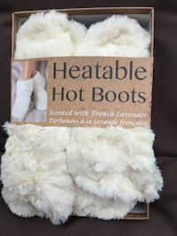 Microwaveable hot boots,spa therapy  Toronto, M3B 1J7