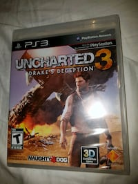 NEW SEALED PS3 UNCHARTED 3 DRAKE'S DECEPTION Barrie, L4N