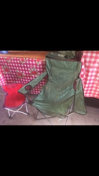 2 folding chairs  Chandler