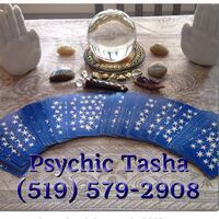 Psychic readings by Tasha KITCHENER