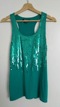2 new sequins tops (size M) Toronto, M4X 1N1