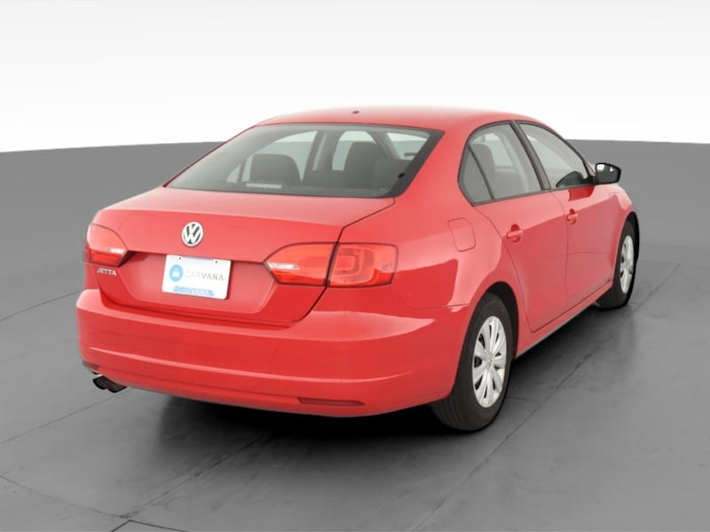 2014 VW Volkswagen Jetta sedan 2.0L Base Sedan 4D Red  a3816285-a811-4636-b808-3c0266812e64