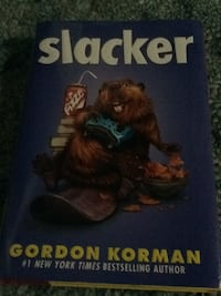 Slacker By Gordon Korman Winnipeg, R2C 4W3