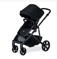 Britax B-ready stroller in like new condition  Vaughan, L4H 3V7