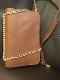 Light Brown brand new purse