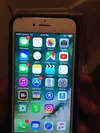 iPhone 7s unlocked with any carrier can meet at your phone company if needed in Newport News area so only around there. Has a small crack in top thats not touching main screen 250 oBo! Newport News, 23607