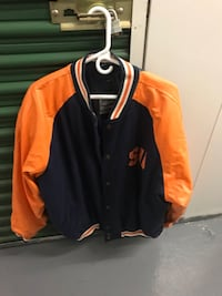 University of Syracuse jacket  New York, 11356