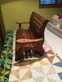 Small bench. For dolls or plants?