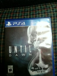 Until Dawn PS4 game Guelph, N1E