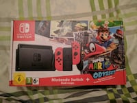 Nintendo Switch Mario Edition + SD64Gb + Funda Barcelona, 08025