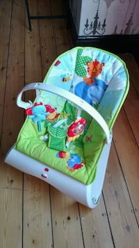 Fisher-Price Rainforest New-Born Baby Bouncer Greater London, HA4 8JY