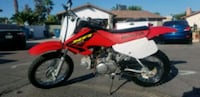 2003 Honda XR70 kids dirt bike needs nothing. Las Vegas, 89104