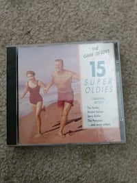 The game of Love 15 super oldies like new