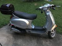 black and gray motor scooter Sterling, 20164