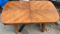 SOLID OAKWOOD RECTANGULAR TABLE ONLY NO CHAIRS VERY HEAVY BRING HELP NEED GONE ASAP TEXT  [PHONE NUMBER HIDDEN]  Corpus Christi, 78415