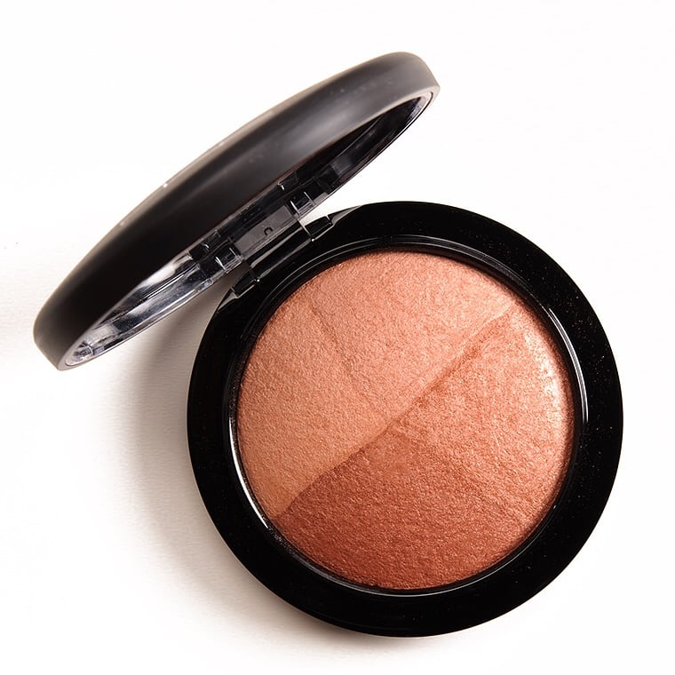 MAC mineralized skin finish in perfectly lit
