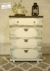 Rustic Farmhouse Chest of Drawers