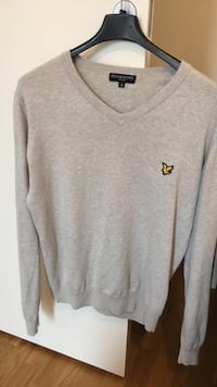 Lyle & Scott V-ringad