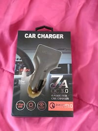 Car charger has four ports  Glendale, 85304