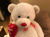Plush teddy bear Colfax, 50054