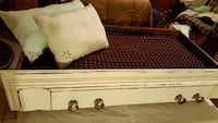 Large (brown pillow) Dog Bed Custom Made - Shabby Chic / Coastal Port St. Lucie, 34953
