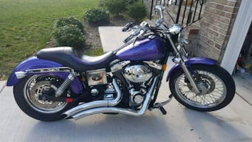 2002 Dyna FXDL