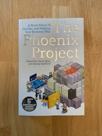 The Phoenix Project Book Foster City, 94404